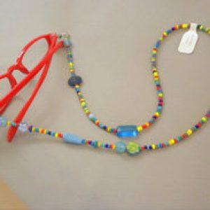 Gyrls Night Out: Beaded Eye Glass Holder