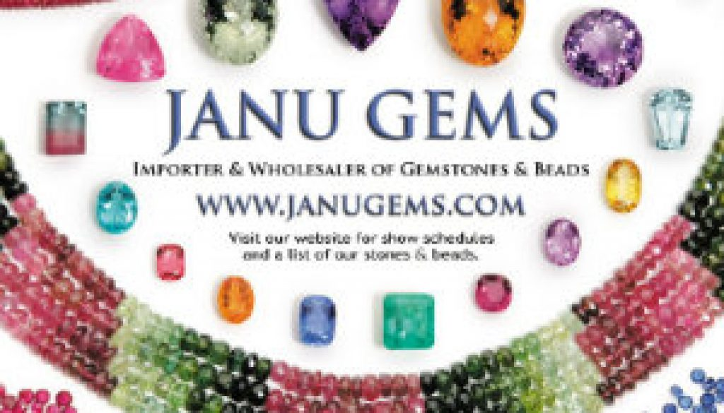 Beadology Iowa Janu Gems