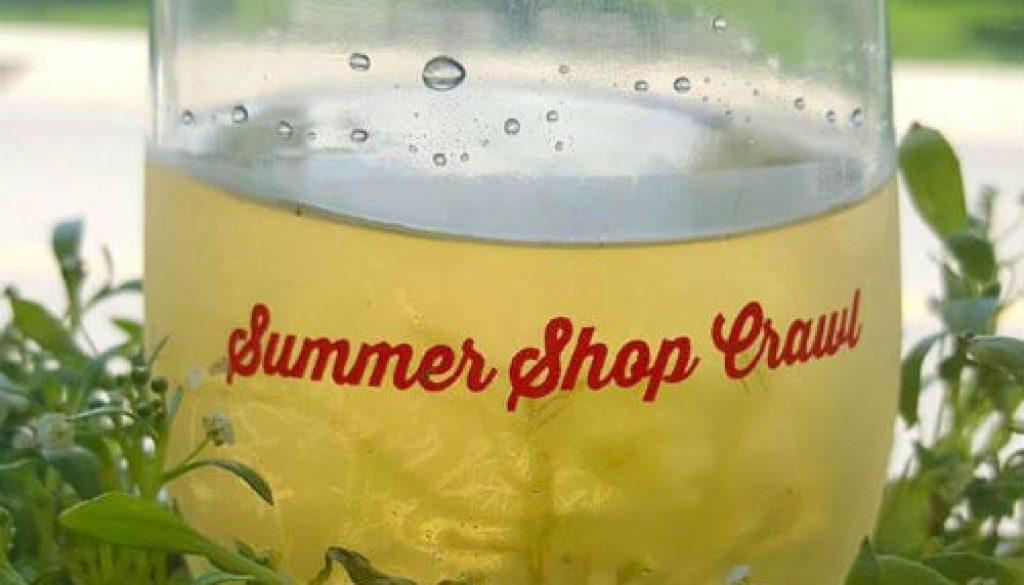 Beadology Iowa Summer Shop Crawl