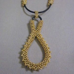RAW Rubber Gasket Necklace