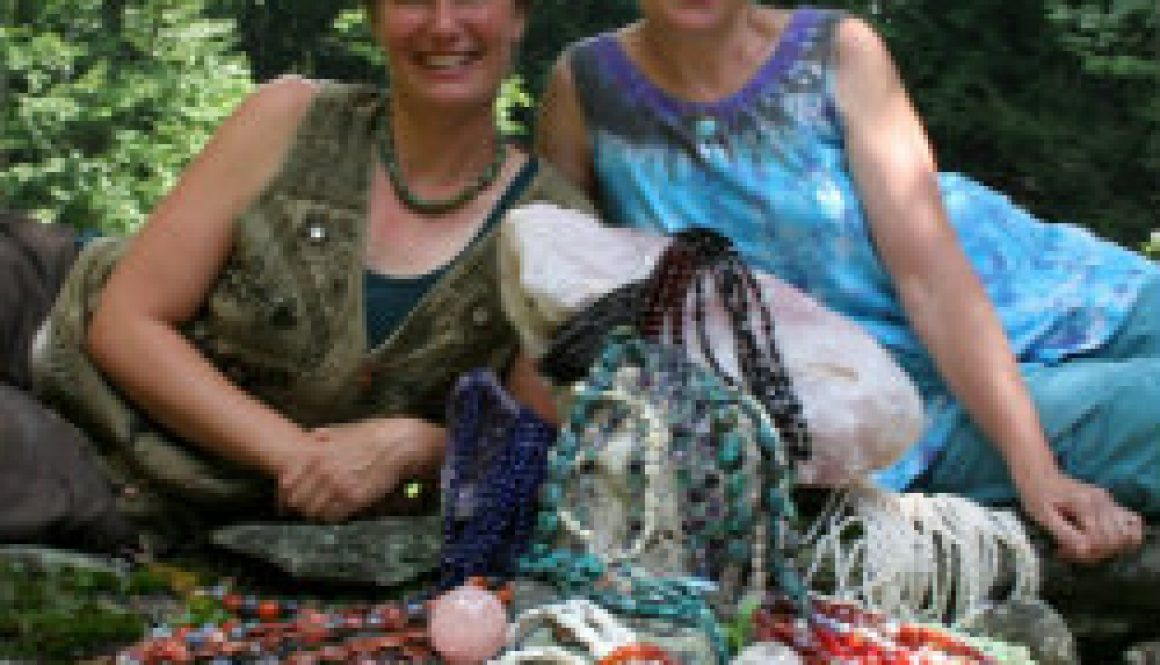 Beadology Iowa Events Voices of the Stones Trunk Show