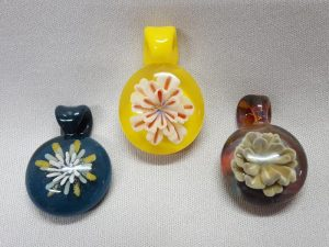 Next Steps in Hollow Glass: Implosion Pendant