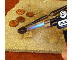Soldering Sampler--this class is full, call to get on a waiting list.