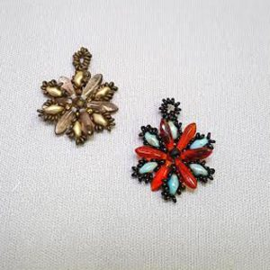 Gyrls Night Out:  NEW CLASS!! Snowflake Earrings