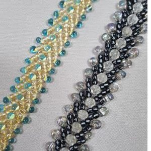 st-petersburg-chain_bracelet_toho-seed-bead-magatama_beadology-iowa