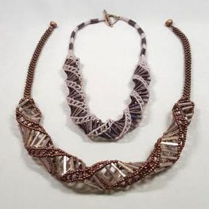 toho-seed-beads-bugle_netted-helix_necklace_beadology-iowa