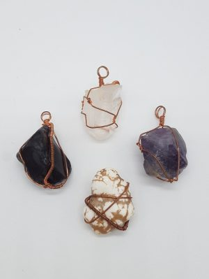 Wire Wrapping Stones:  an Introduction