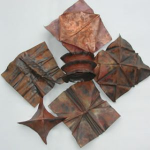 NEW CLASS!! Metal Foldforming--only 1 seat left!
