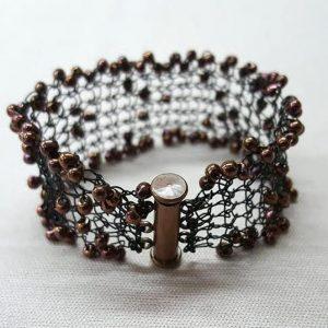NEW CLASS!! Victorian Lace Wire Bracelet