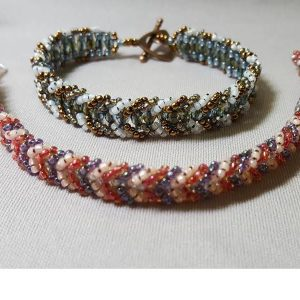 chevron-bracelet_Beadology-Iowa