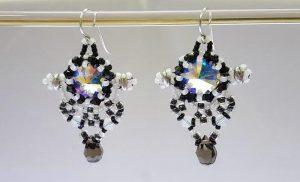 Isabella Lam's Stardust Earrings