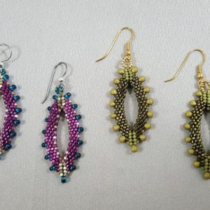 marquise-earrings-peyote_magatama_Beadology-Iowa