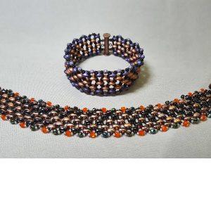 On-the-Edge-bracelet_2-hole-lentil_Beadology-Iowa