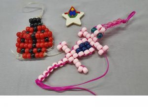 Summer Bead Camp:  Bead Buddies and Painting with Beads
