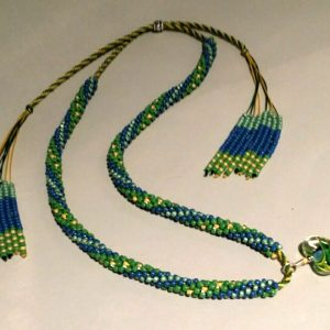 Kumihimo_necklace_pendant_Beadology-Iowa