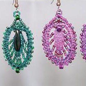 Marilyn-Moore_tenefriffe-embroidery-earrings_Beadology-Iowa