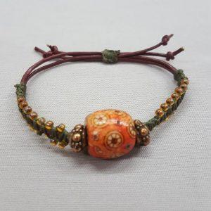 Gyrls Night Out: Boho Bracelet with Ajustable Clasp