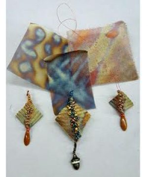 Fun and Fantastic Wire Cloth Jewelry