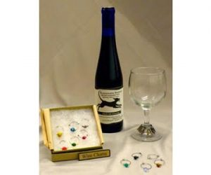 Gryls Night Out: Wine Charm Sets--great Holiday/Hostess Gift