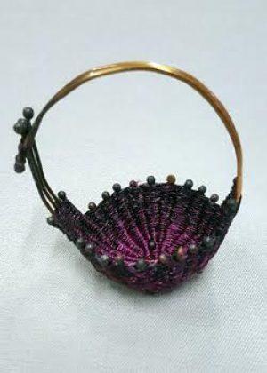 New Class!  Mini Posey Basket
