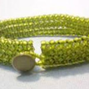 Triple Treat Herringbone Bracelet