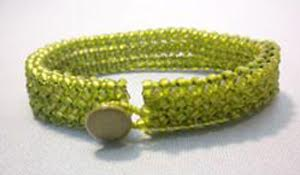 triple-treat-herringbone-bracelet_Beadology-Iowa