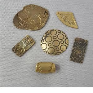 Kelly-Kinser_textures-metal-clay_Beadology-Iowa