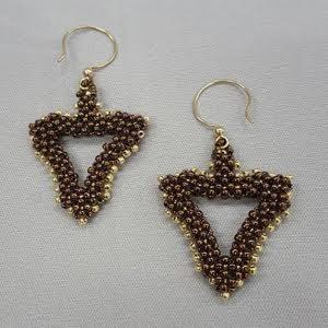Trillium CRAW Earrings