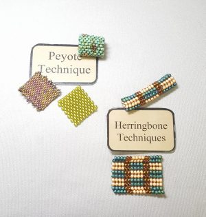 Seed Bead Weaving 101