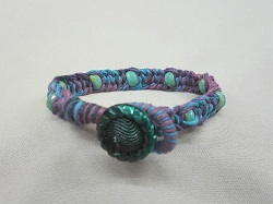 Hemp-knotted-bracelet_Beadology Iowa