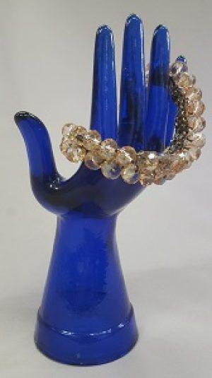 Alternating Crystal Bracelet