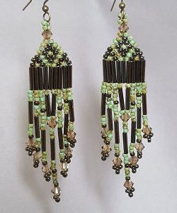 brick-stitch-earrings-with-fringe_Beadology-Iowa