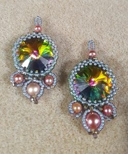 Embellished-Bezeled-Rivoli_Beadology Iowa