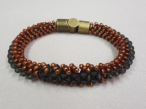 New Class!  Swarovski CRAW Bracelet