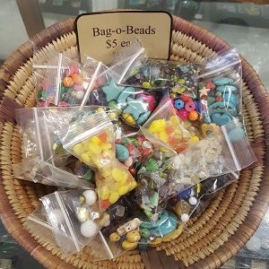 Bag-o-Beads--4 bags for the price of 3.