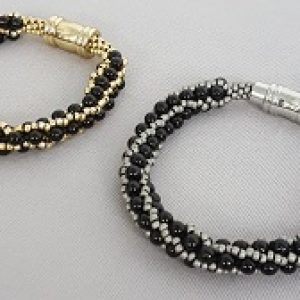 Drukin' Kumihimo Bracelet