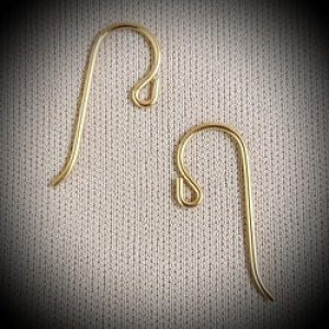 Ear Wires Gold Filled 20ct.