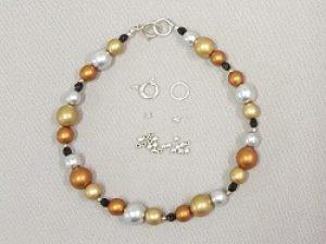 Metallic Neutrals Bracelet Kit