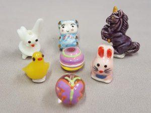 Ceramic & Glass Figures