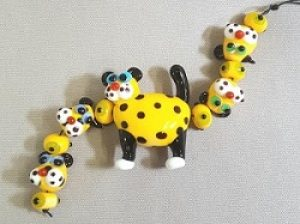 Dog Lampwork Set