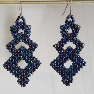 All the Right Angles Earrings