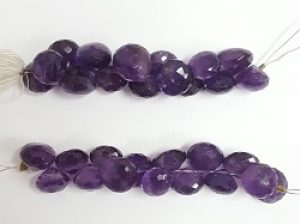 Amethyst Buttons