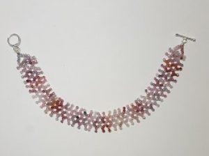 Spinel Beaded Bracelet