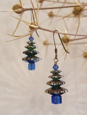 Holiday Tree Earring Kit
