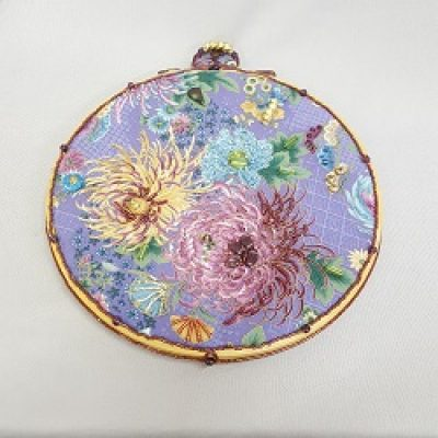 Bead Challenge 2020--Lisa Orgren--Every Blooming Thing