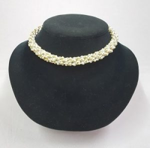 Kumihimo Japanese Silk Necklace
