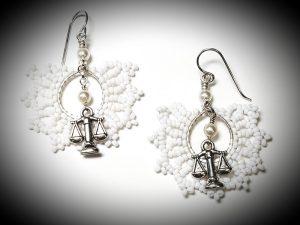 RBG Collar Earrings