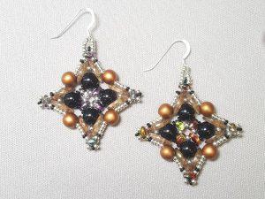 Star Light, Star Bright Earrings through Kirkwood Community College