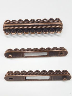 9-ring Copper Magnetic Clasp