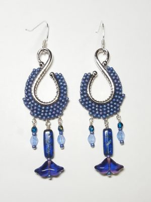 Gyrls Night Out:  S Hook Earrings--only 1 seat left!